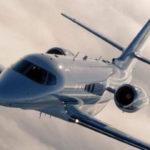 Поставки деловых самолетов в первом полугодии показали рост