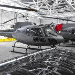 АТЦ Citicopter ввел в строй два дополнительных ангара